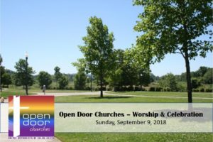 Open Door Churches - Worship & Celebration  (NO worship available at Morningside on this date) @ Riverfront Park | Salem | Oregon | United States